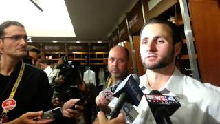 Pete Kozma on 1-0 win