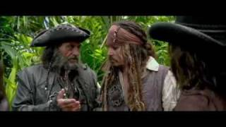 Pirates of the Caribbean On Stranger Tides Trailer Latest May 2011