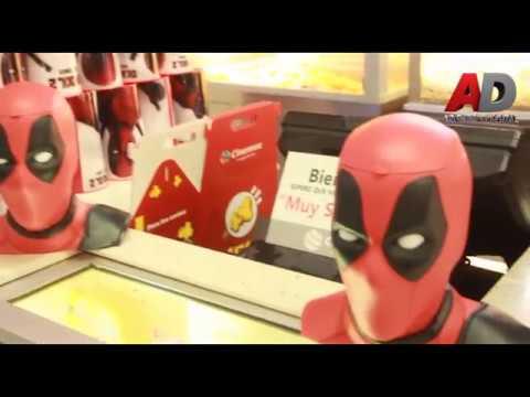 Estreno de Deadpool 2 en Cinemex