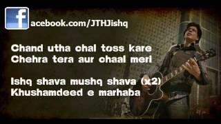 Cover images Ishq Shava - Jab Tak Hai Jaan (Full Song with LYRICS) - Raghav Mathur, Shilpa Rao