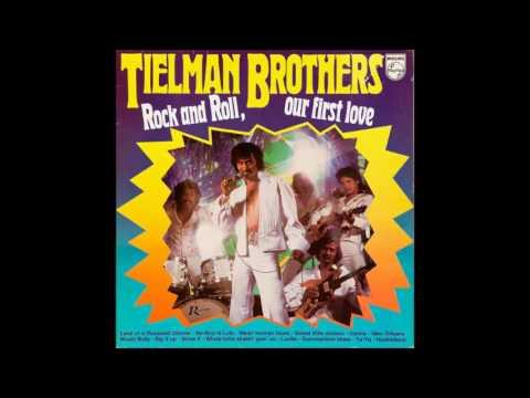 Tielman Brothers - Be Bop A Lula