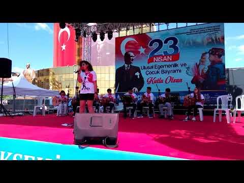 Koştum hekime - Burak King - Aydın Büyük Şehir Belediyesi 23 Nisan konseri 21/04/2018