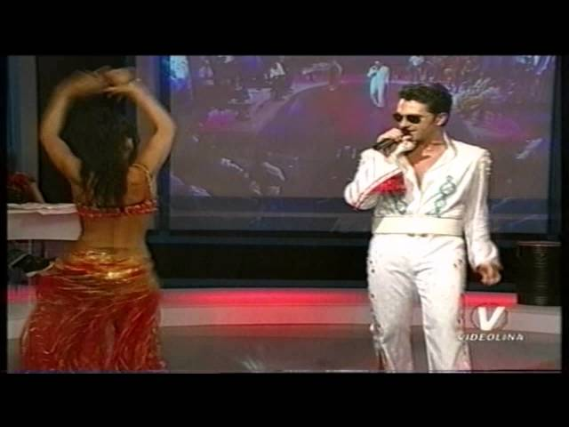 Elvis a Videolina