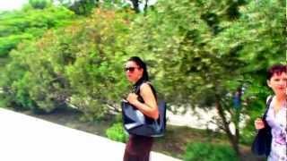 Ялта - 2012  Гурзуф Парк санатория Министерства Обороны