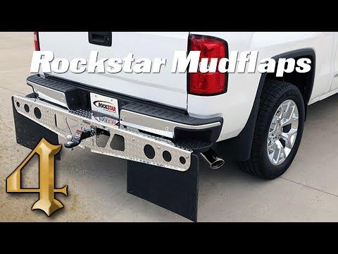 Rockstar Mudflaps