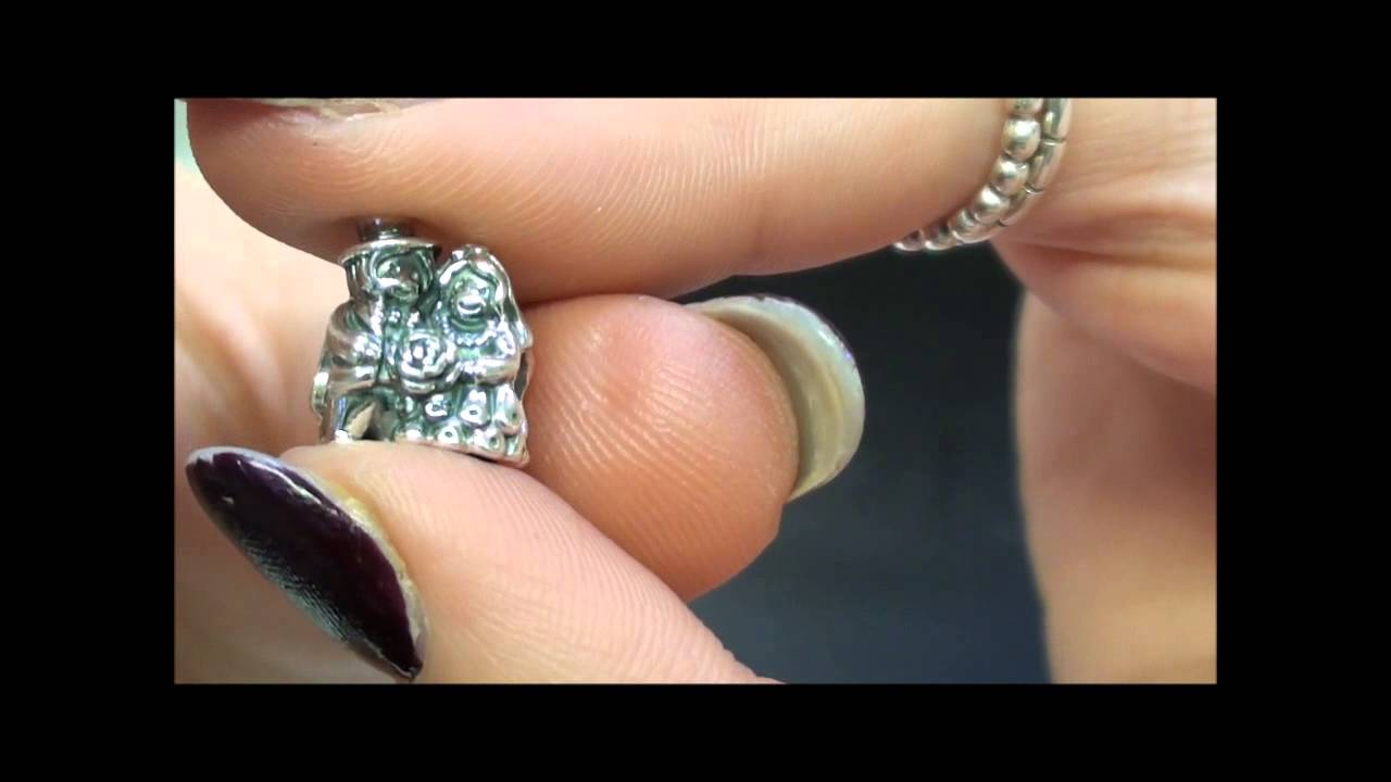 51ea42153 Pandora Bride & Groom Charm at Argento - YouTube