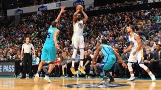 Warriors Beat Hornets 113-103