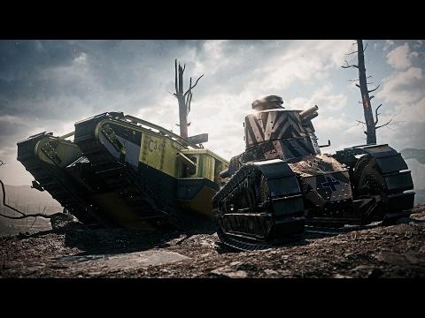 Battlefield 1 - Piątkowy LIVE na luzie