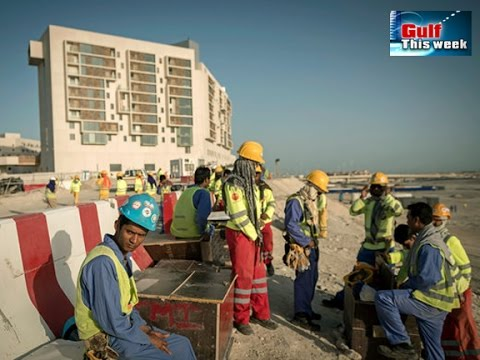 Expat labourers swamped in miseries- Gulf This Week Manorama News