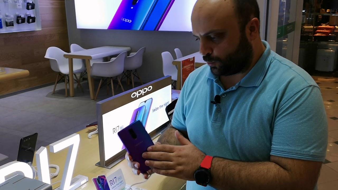 Malezya'dan Telefon Alınır Mı? Oppo R 17 Mağaza incelemesi