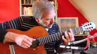 """Gerhard Gschossmann - """"Angel eyes"""" - (Matt Dennis / Earl Brent, 1946) - fingerstyle solo guitar"""