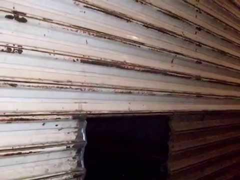 Reparacion de 2 cortinas de acero con cadena youtube - Cortinas de cadenas ...