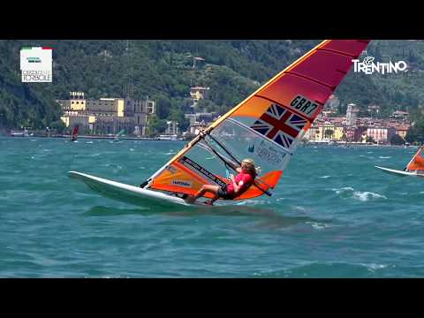 365 days to 2019 RS:X Worlds, Torbole-Lake Garda