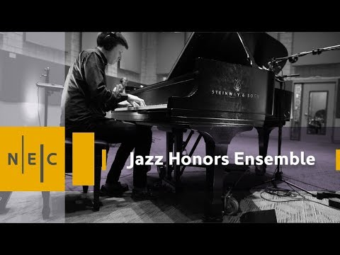 Andrew Boudreau: No Great Mischief — NEC Jazz Honors Ensemble