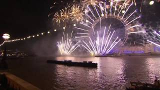 new years eve fireworks london 2017 1080p hdtv x264