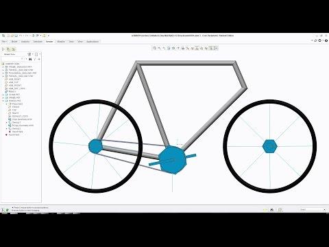 CH-Version: 3D CAD Software PTC Creo Elements/Direct