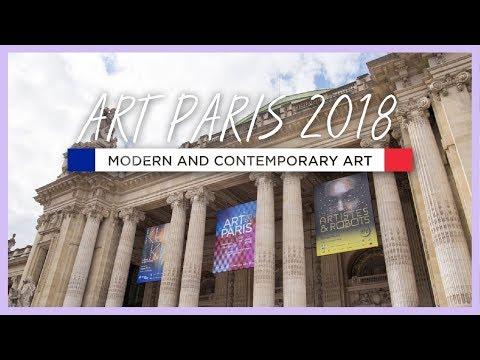ART PARIS 2018 | Modern and Contemporary Art Fair in Paris at Grand Palais