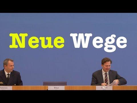 25. März 2019 - Bundespressekonferenz - RegPK