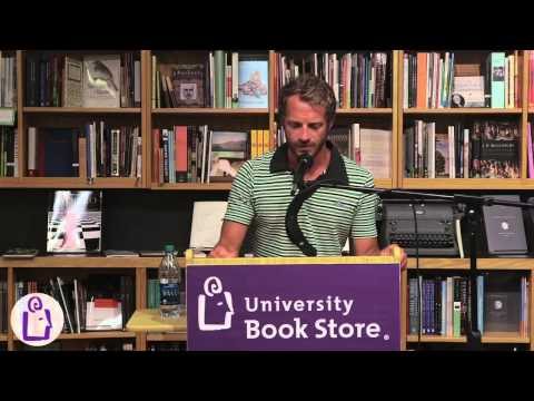 Tom Rob Smith introduces The Farm at University Book Store - Seattle