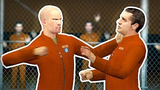 OPENING A PRISON FIGHT CLUB - Gmod PrisonRP | Fightclub Manager Roleplay!