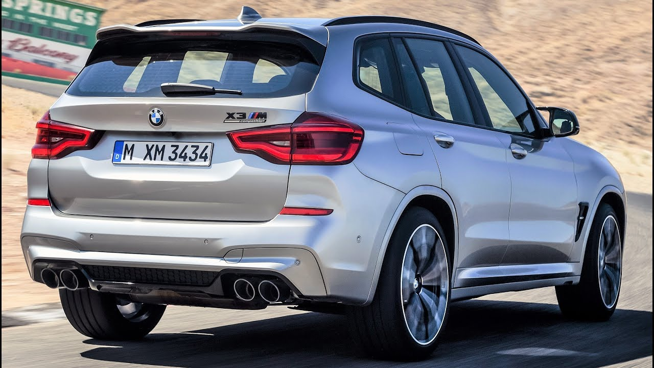 2020 Bmw X3 M Competition High Performance Mid Size Sav Youtube