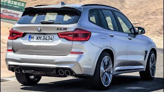 2020 BMW X3 M Competition - High-Performance Mid-Size SAV