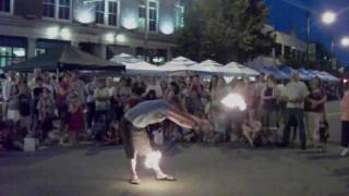 Fire Nights (fire contact juggling and more)