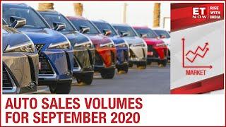 September Auto Sales Estimate   ET Now Poll