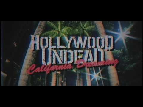 Hollywood Undead - California Dreaming [Lyric Video]