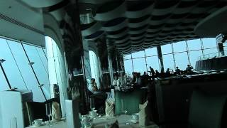 AT THE TOP The Burj Al Arab Most Luxurious Hotel in the World 7* stars DUBAI