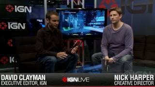 Shaun White Skateboarding Demo - IGN Live E3 2010