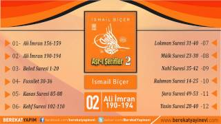 İsmail Biçer - Ali İmran 190/194