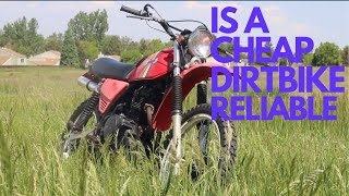 Can a cheap dirt bike be reliable!!??