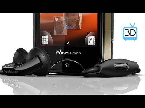 Sony Ericsson Mix Walkman (3D)