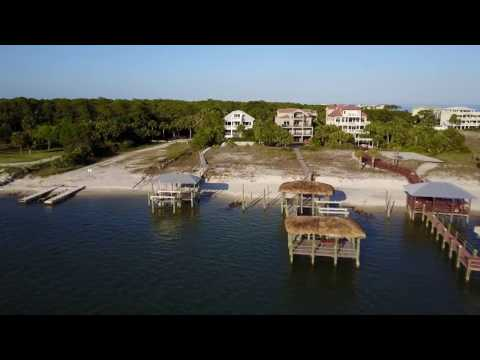 Exquisite Waterfront Home For Sale in Schooner Landing on St. George Island