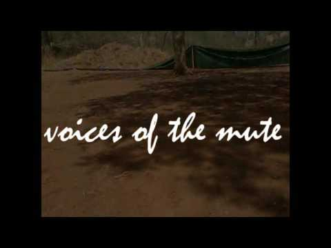Voices of the mute