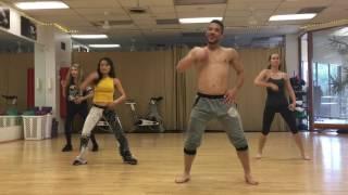 MALIBU DANCE PROJECT with Ryan Johnson Choregraphy group to Shape of You by Ed Sheeran