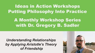 Understanding Relationships Using Aristotle's Theory of Friendship