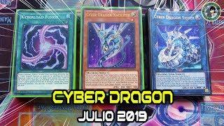Deck Profle CYBER DRAGON - Julio 2019 Anlisis amp Tips con DueloDomino