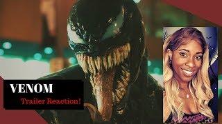 VENOM - Third official Trailer Reaction!