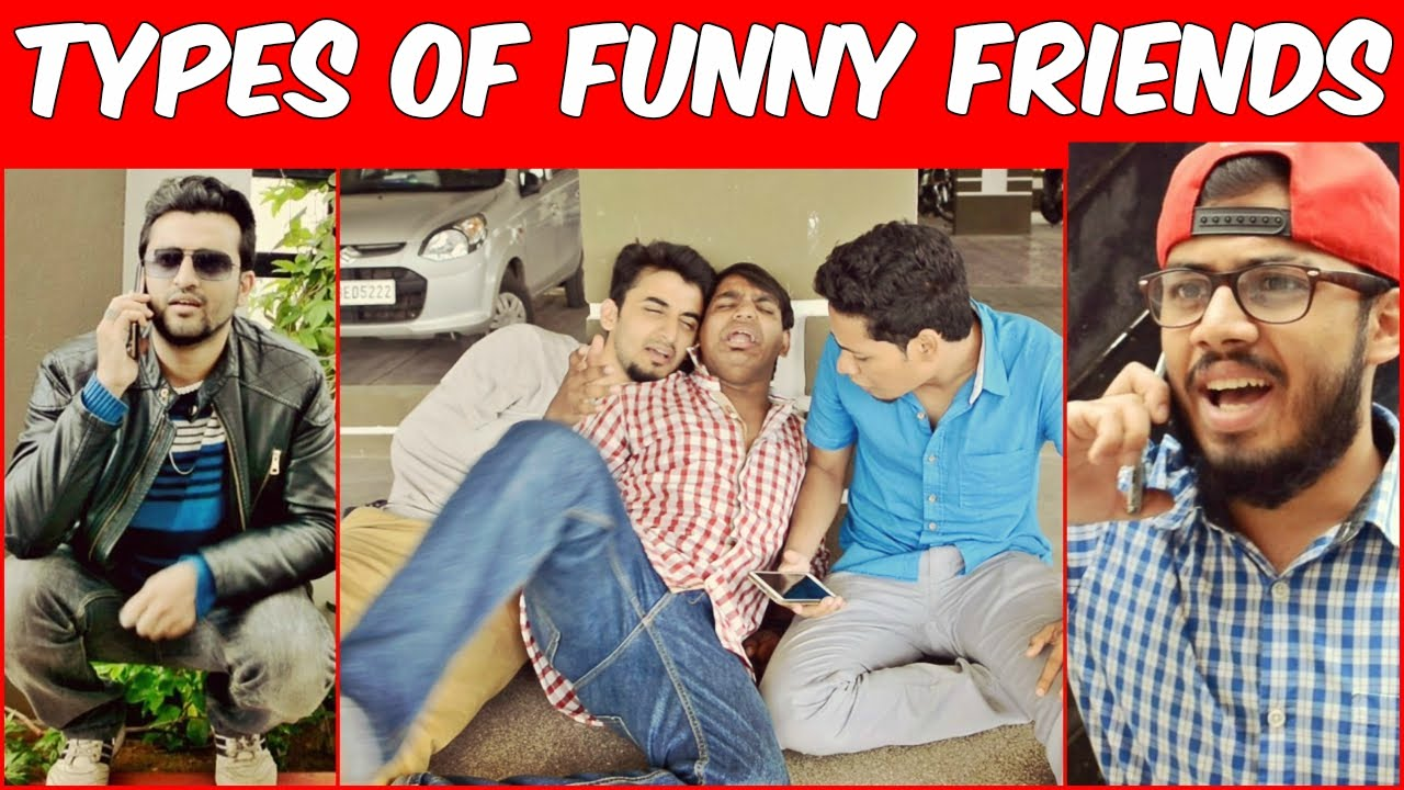 Download Types of Funny Indian Friends l Part 1 l The Baigan Vines