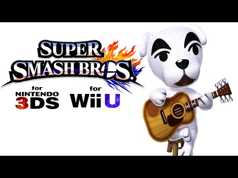 All KK Slider Songs  Super Smash Bros for Wii U and 3DS