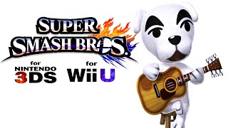 All K.K. Slider Songs - Super Smash Bros for Wii U and 3DS
