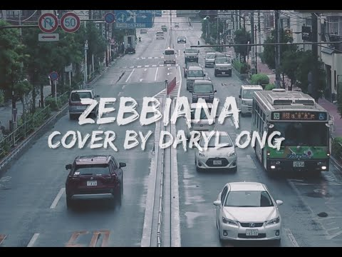 Zebbiana - Skusta Clee (Flip-D) - Cover by Daryl Ong