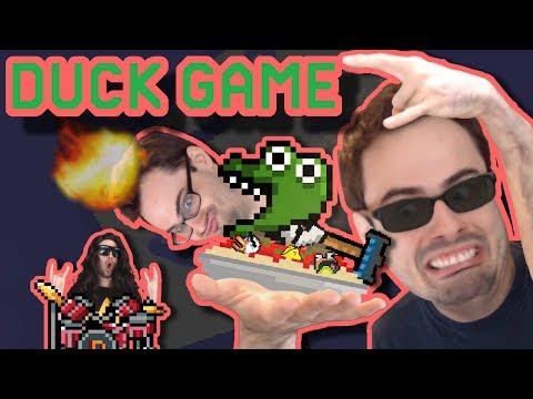 U Want Sum Duk? (Hilarious and Fun Game)   Duck Game #1