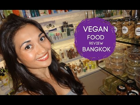 Vegan Food Shopping Vlog in Bangkok - Baimiang Organic Store