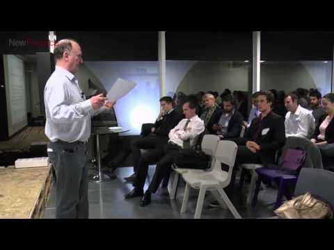 Michael Parsons, Bitcoin Adviser & Entrepreneur
