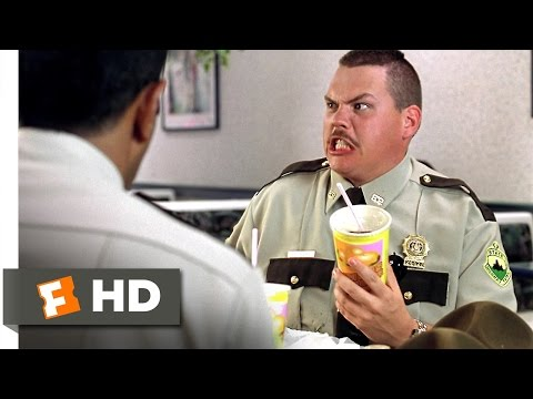 Super Troopers (4/5) Movie CLIP - Dimpus Burger (2001) HD