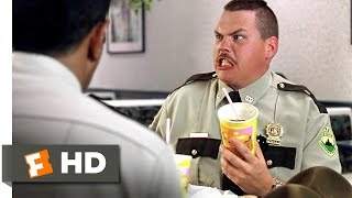 Repeat youtube video Super Troopers (4/5) Movie CLIP - Dimpus Burger (2001) HD