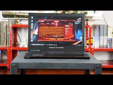 Asus ROG Zephyrus Recensione: una NVIDIA GTX 1080 in un notebook sottilissimo